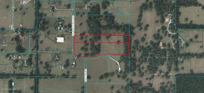 Ocala Residential Lots & Land For Sale: SW 104th Street Road