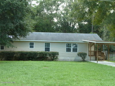 Ocala Single Family Home For Sale: 5197 NW 57th Avenue