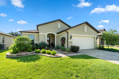 Ocala Single Family Home For Sale: 6527 SW 97th Terrace Road