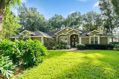 Ocala Single Family Home For Sale: 4555 SE 48th Place Road