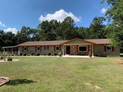 Ocala Single Family Home For Sale: 7780 SW 70th Avenue