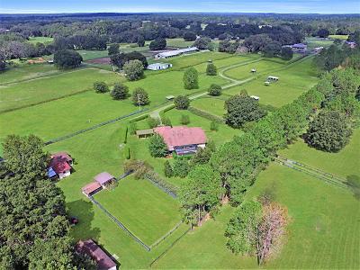 Reddick Farm For Sale: 15652 N Highway 329