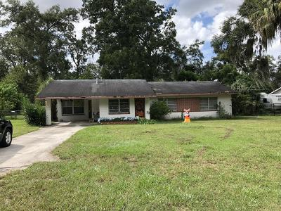Single Family Home For Sale: 2508 NE 11th Ct Court