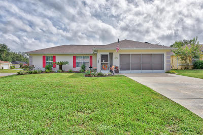 Ocala Single Family Home For Sale: 4849 NW 46th Avenue