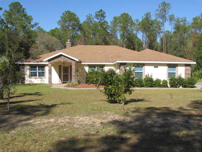 Rainbow Spgs Wd Single Family Home For Sale: 20601 SW 92nd Lane