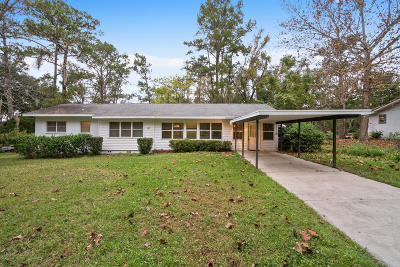 Ocala Single Family Home For Sale: 1409 NE 15th Place