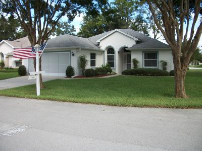 Ocala FL Single Family Home For Sale: $169,000