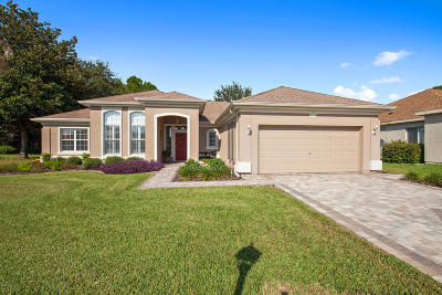 Spruce Creek Gc Single Family Home Pending: 12745 SE 92nd Court Road