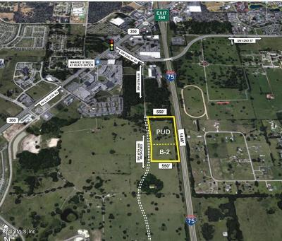 Ocala Residential Lots & Land For Sale: SW 40th Avenue