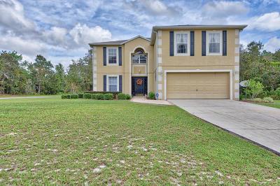 Ocala Single Family Home Pending: 8155 SW 133rd Lane