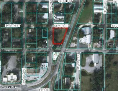 Ocala Residential Lots & Land For Sale: S Magnolia Avenue