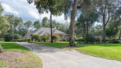 Ocala Single Family Home For Sale: 7543 SE 12th Circle