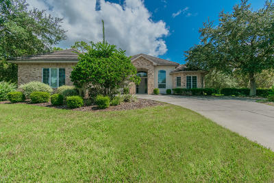 Citrus County Single Family Home For Sale: 3271 N N Spyglass Village Path Path