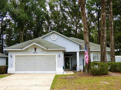 Dunnellon Condo/Townhouse For Sale: 8837 SW 192nd Court Road