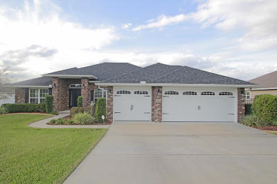 Ocala Single Family Home Pending: 4743 SW 62nd Place