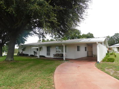 Pine Run Estate Single Family Home For Sale: 9281 SW 101st Place
