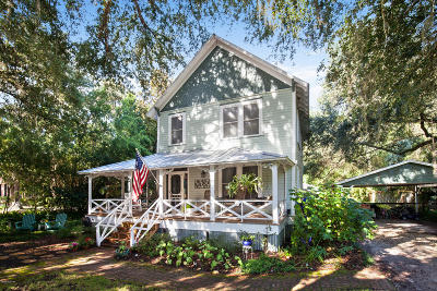 Micanopy Single Family Home For Sale: 712 NE 1st Boulevard