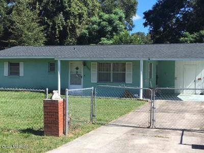 Ocala Single Family Home For Sale: 2305 NE 36th Street