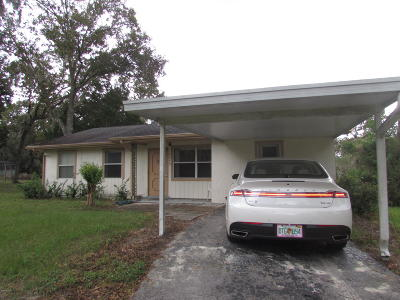 Rainbow Spgs Wd Single Family Home For Sale: 9040 SW 209th Circle