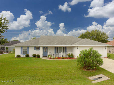 Single Family Home For Sale: 3336 NW 46th Court