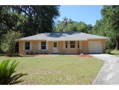 Marion County Rental For Rent: 4329 NW 155th Street