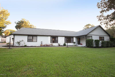 Ocala Single Family Home For Sale: 4002 NE 6 Pl Place