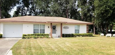 Belleview Single Family Home For Sale: 7305 SE 115th Street