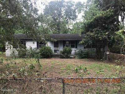Ocala Single Family Home For Sale: 3030 SW 85 Street