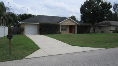 Summerfield Single Family Home For Sale: 13611 SE 51st Terrace