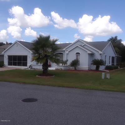 Ocala FL Single Family Home For Sale: $184,900