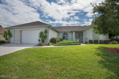 Ocala Single Family Home For Sale: 5186 NW 21st. Loop