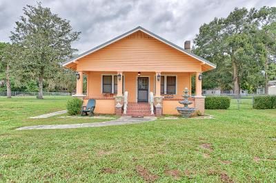 Ocala Single Family Home For Sale: 3226 NE Jacksonville Road