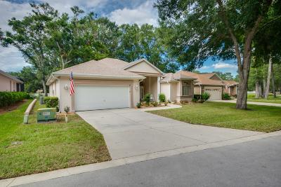 Ocala Single Family Home For Sale: 10709 SW 71st Circle