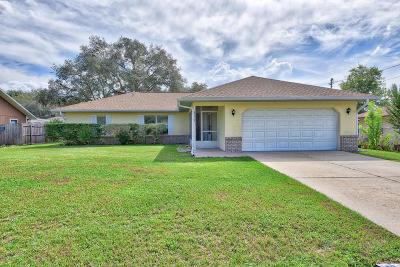Ocala Single Family Home For Sale: 117 Teak Loop