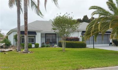 The Villages Single Family Home For Sale: 1107 Saldivar Road