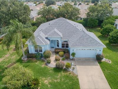 The Villages Single Family Home For Sale: 17525 SE 88th Covington Circle Circle