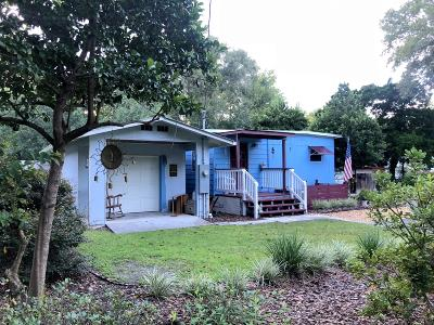 Ocala Mobile/Manufactured For Sale: 654 NE 71st Terrace