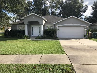 Ocala Single Family Home For Sale: 2912 NE 25th Street