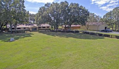 Reddick Farm For Sale: 7200 NW 110th Street