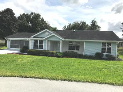 Ocala FL Single Family Home For Sale: $129,900
