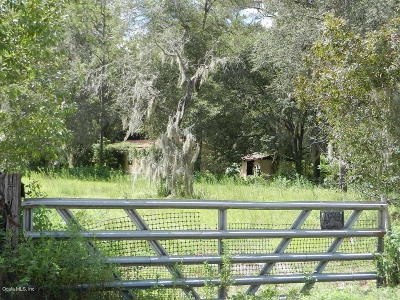 Ocala Mobile/Manufactured For Sale: 4110 SW 162nd Terrace