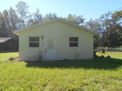 Dunnellon Single Family Home For Sale: 9684 SW 155 Street