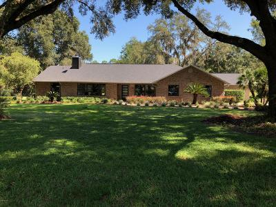 Ocala Single Family Home For Sale: 5898 NW 80th Ave Road