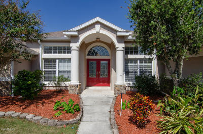 Majestic Oaks Single Family Home For Sale: 8890 SW 57th Court Road