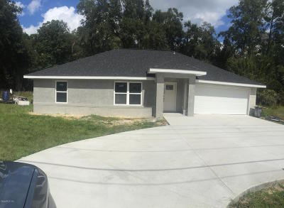 Ocala Single Family Home For Sale: 1803 NW 35th Street