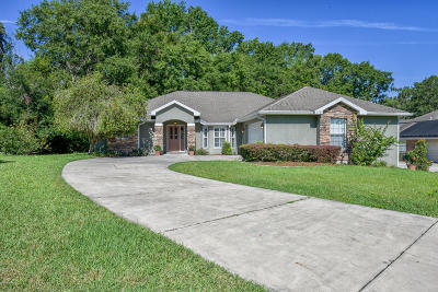 Ocala Single Family Home For Sale: 3386 SW 10th Terrace