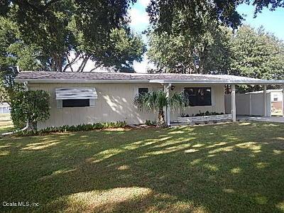 Ocala Single Family Home For Sale: 8935 SW 101st Lane