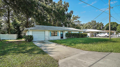 Belleview Single Family Home For Sale: 7222 SE 119th Pl Place