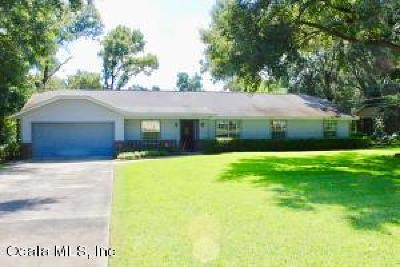 Ocala Single Family Home For Sale: 4310 SE 17th Street