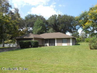 Citrus County Single Family Home For Sale: 1761 W Beach Plum Drive